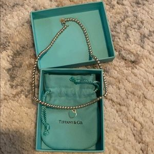 Bead necklace from Tiffany's 🤍